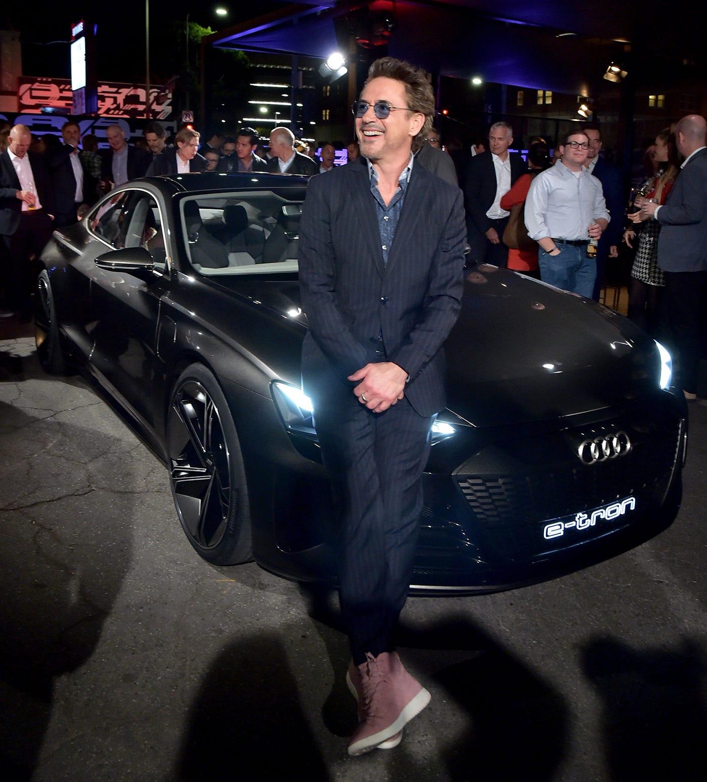 Stefanie Keenan / Getty Images for Audi of America