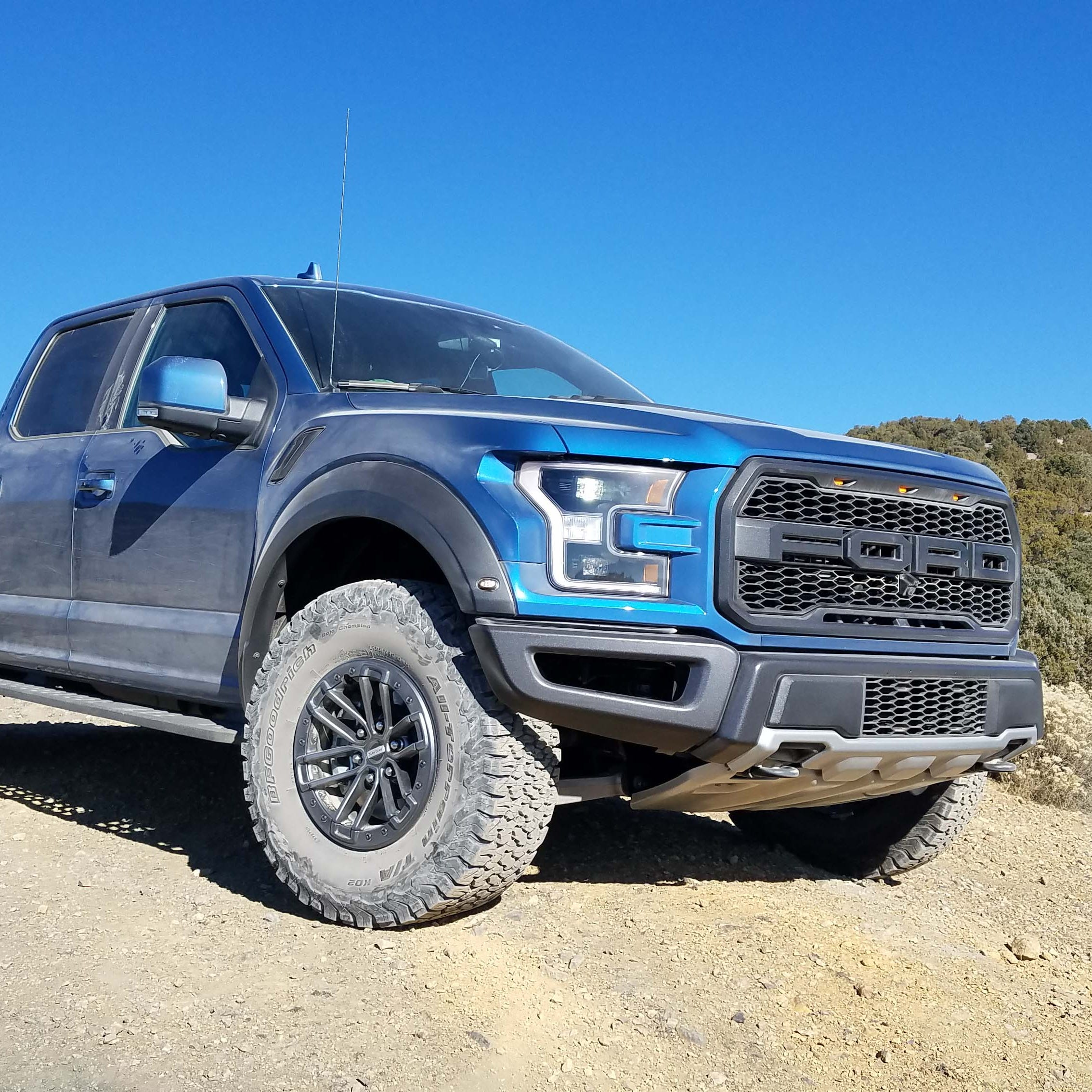 Payne: Mightier Ford Raptor in a class of its own