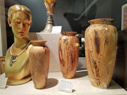 Nance Galleries, turned wood by Eric Gourieux.