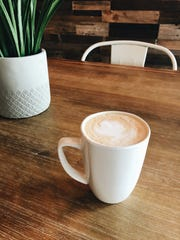 Lattes, cappuccinos, breves and Americanos, all made from house-roasted beans, are on the menu at Chocolattes.