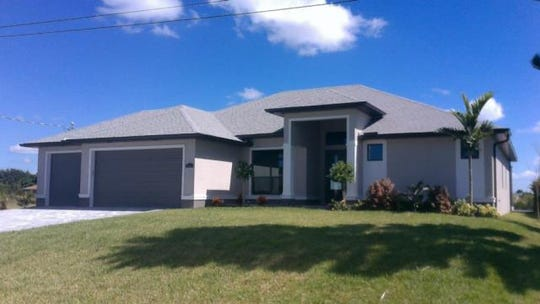 This home at 1305 NW 41st Place, Cape Coral, recently sold for $465,000.