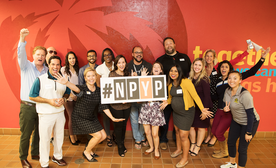 The News-Press Young Professional Advisory Board for 2018.