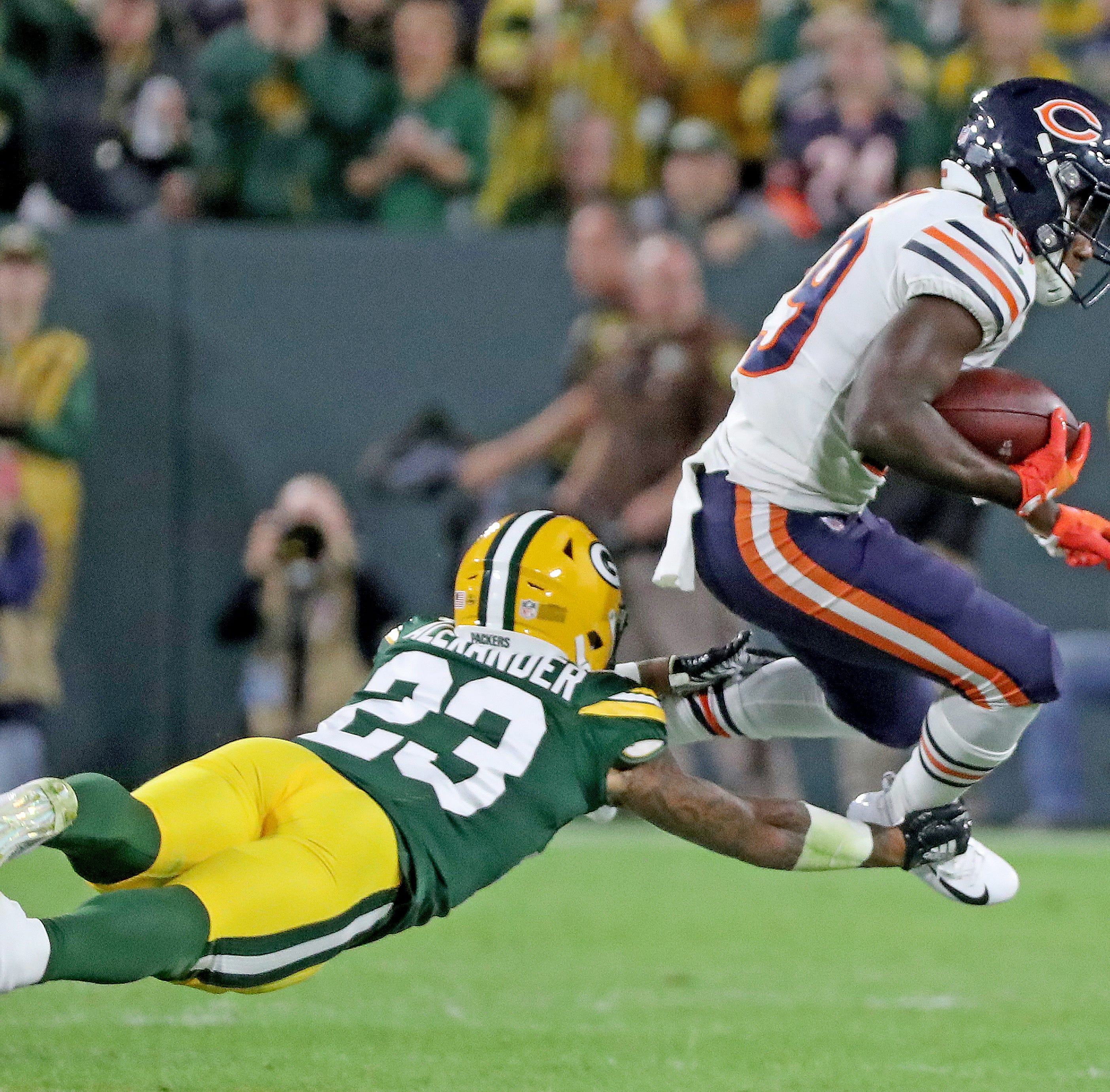 Interest in Packers-Bears remains high, but Detroit tickets will go cheap