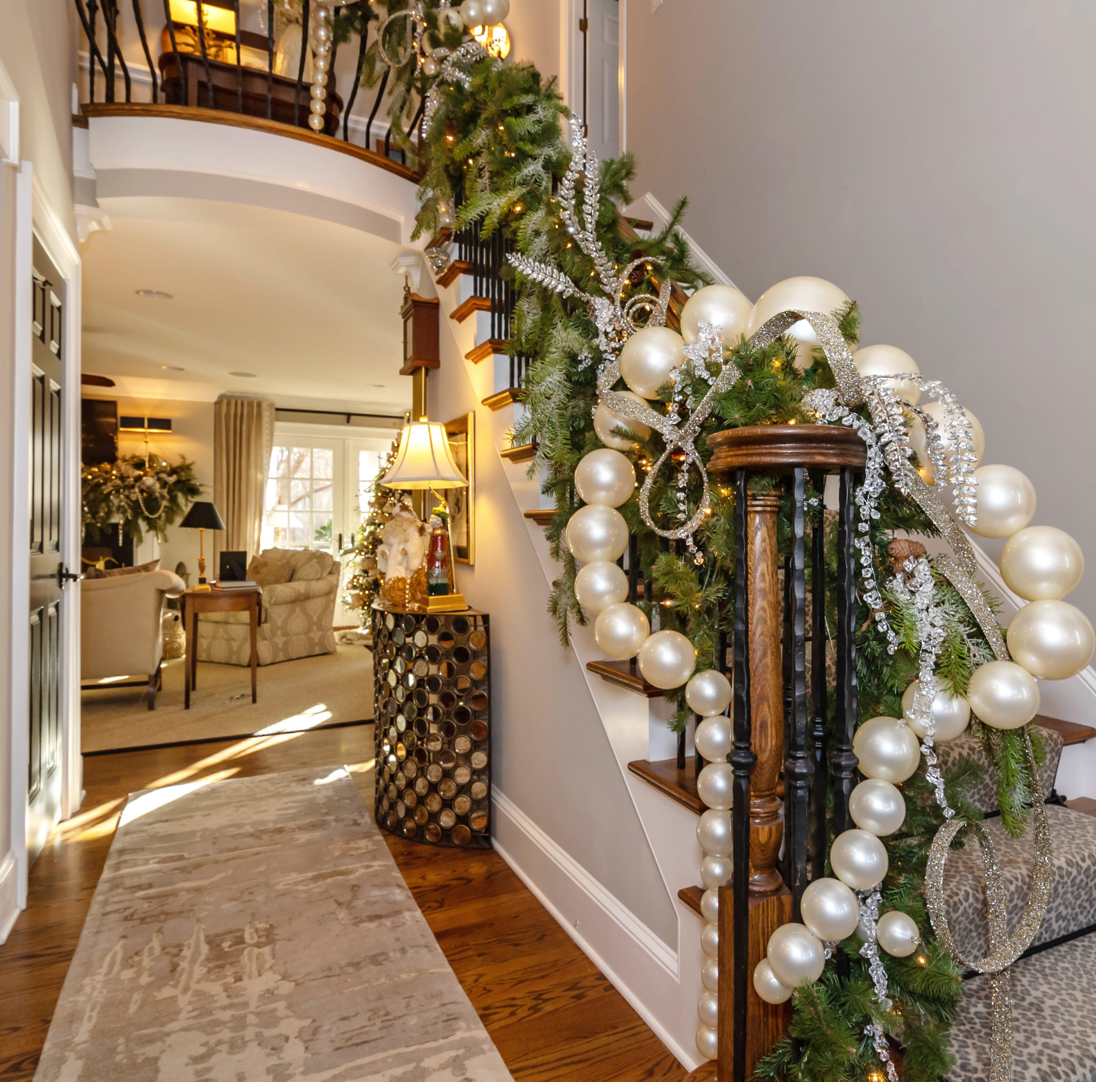 TALK Homes with Elaine and Bill Sarratt in December