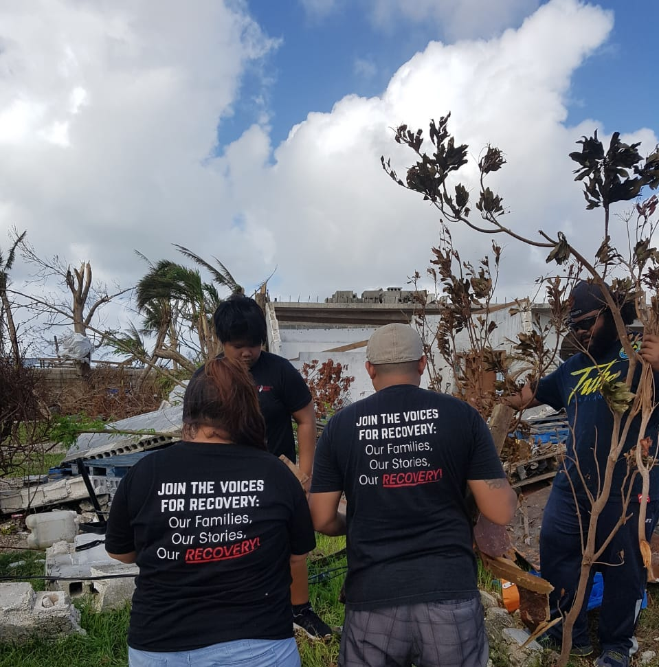 Local peer support group gives hope for recovery in Saipan