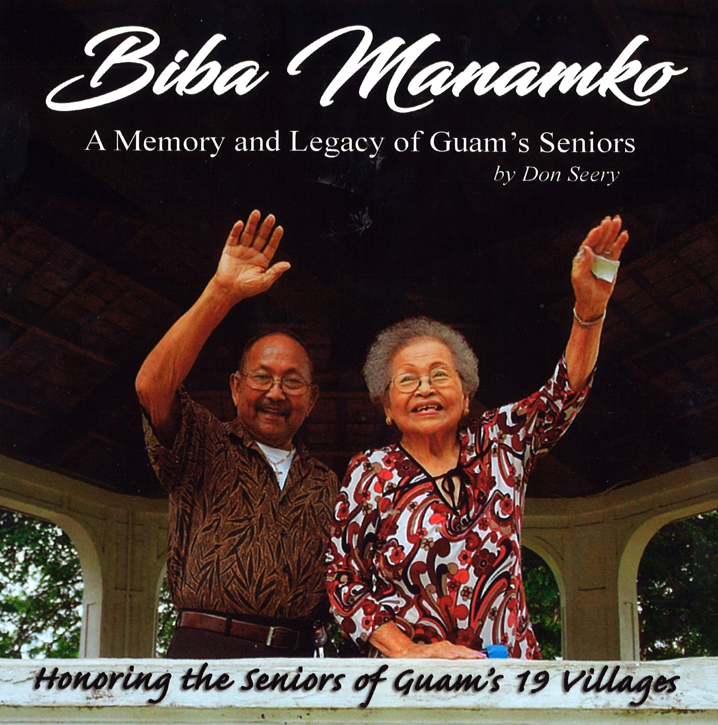 Book honors island's manamko'
