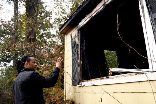 Hattiesburg House Fire 1