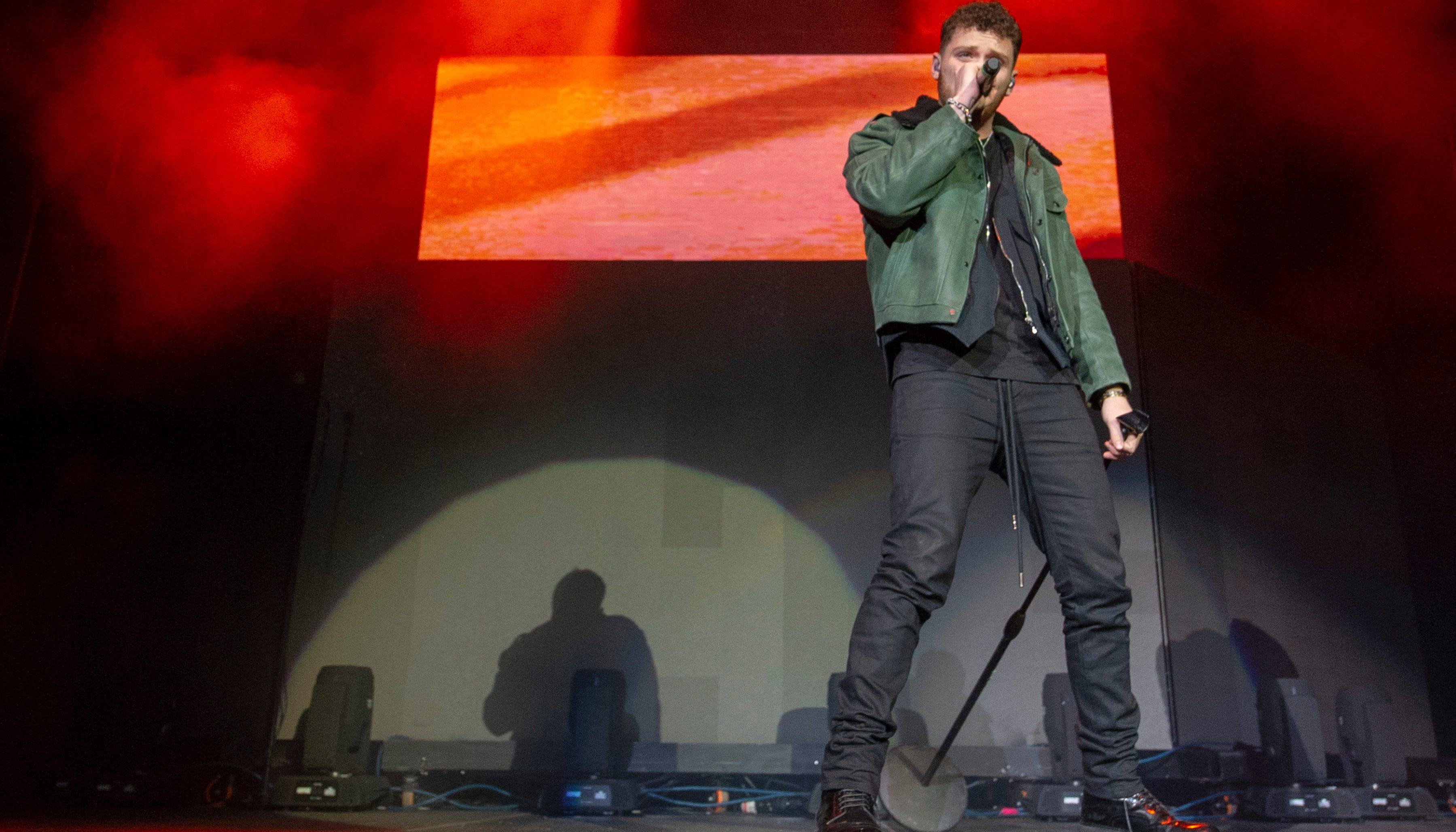 Coachella 2019: Bazzi brings out Ty Dolla $ign for Saturday festival set