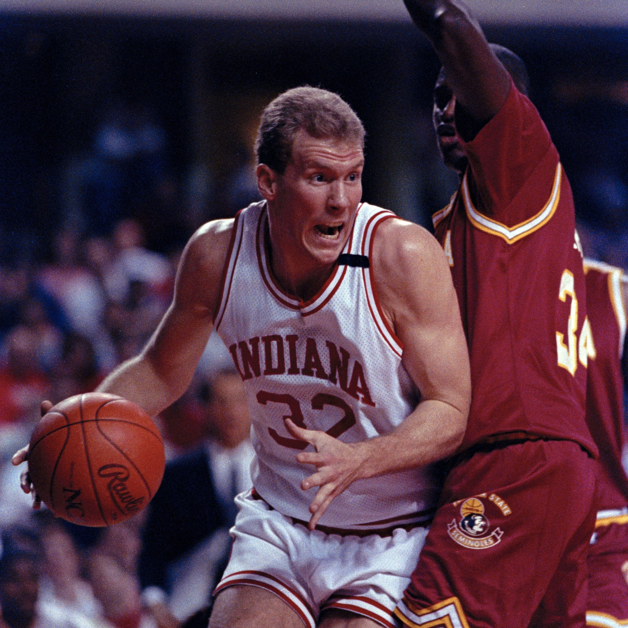 Former IU basketball star Eric Anderson dies at 48: 'He was just a great teammate'