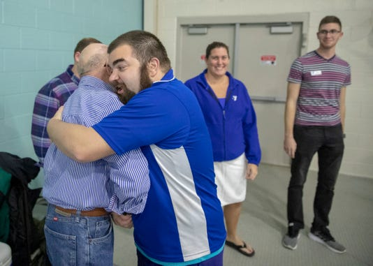Ymca Lifeguards Thanked For Saving Local Man
