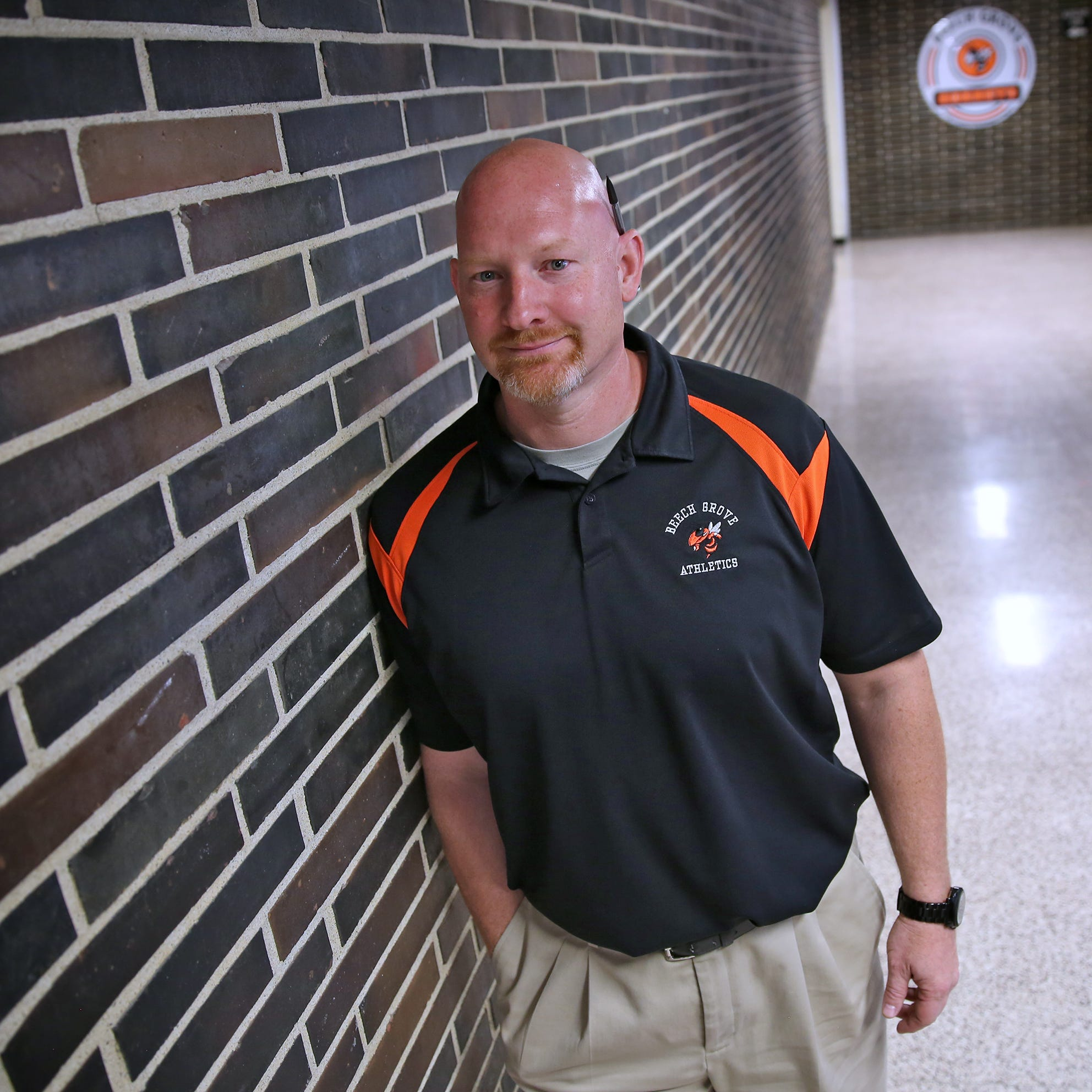Beloved Beech Grove basketball coach Matt English was selfless to the end