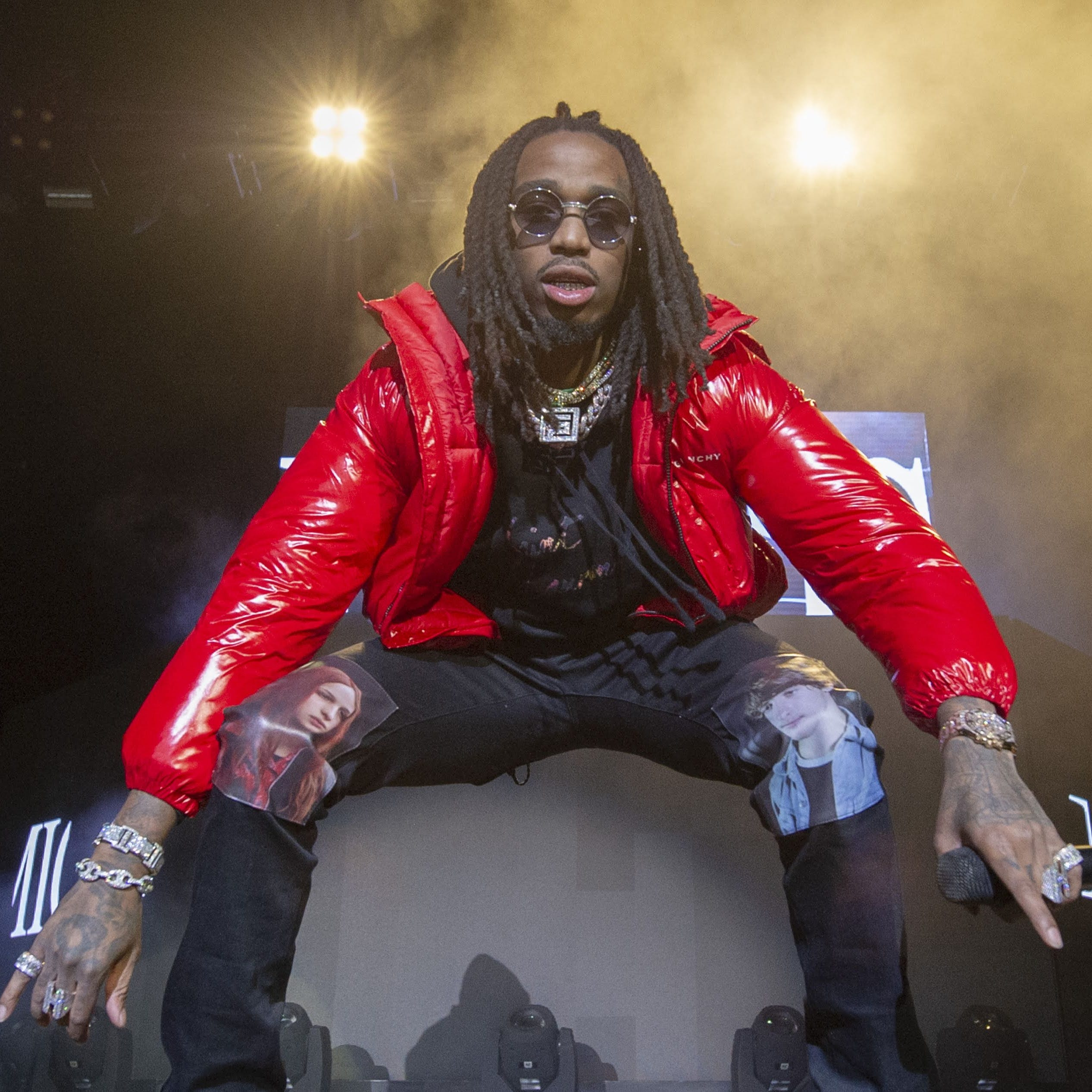 Migos bring hip-hop professionalism but not much fun to Hot 96.3 Santa Slam