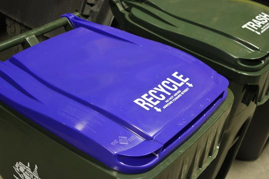 Iowa City paid $680,000 to purchase the bins from Otto Environmental Systems and have them distribute them.