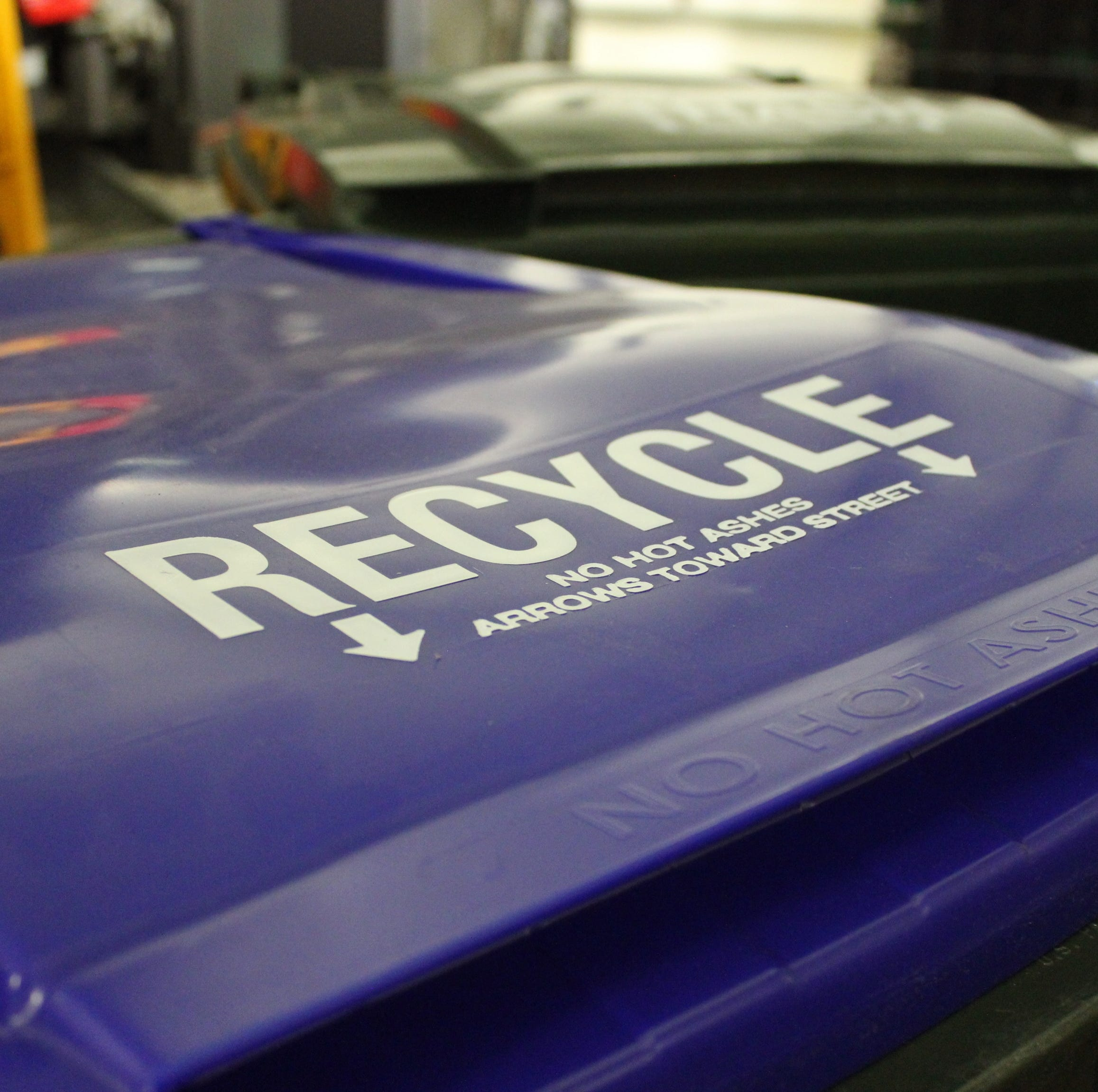How to get one of Iowa City's new 65-gallon recycling carts