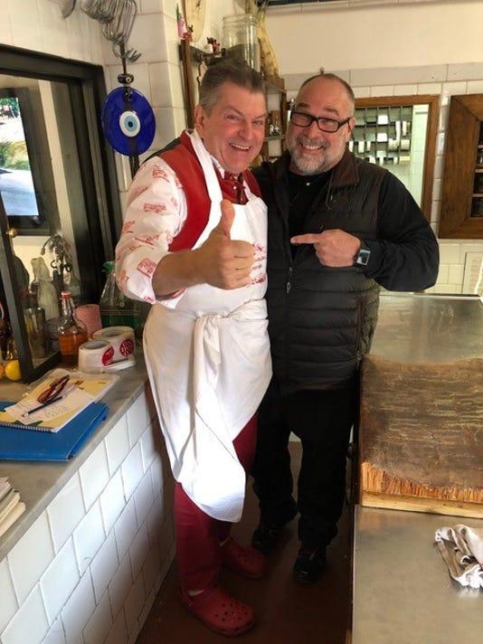 Rsj And Dario Cecchini