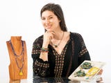 Hannah Rollins explains why she created The Silver Mermaids jewelry business.