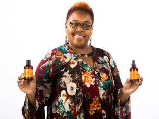 Tanika Harper is the creator of the Harper's Naturals skin care line.