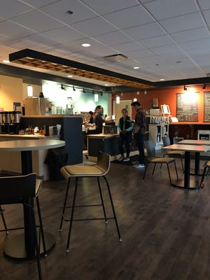 Fuel West officially opened its doors Monday at 460 Northwestern Avenue in West Lafayette.