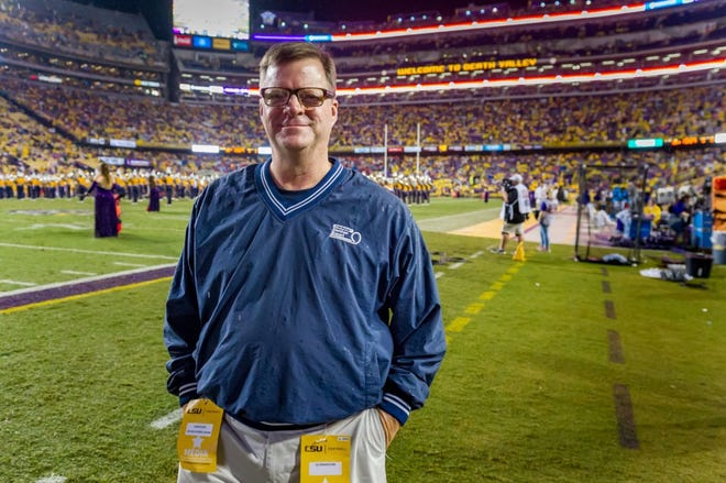 Glenn Guilbeau covers LSU and the Saints for the Daily Advertiser.