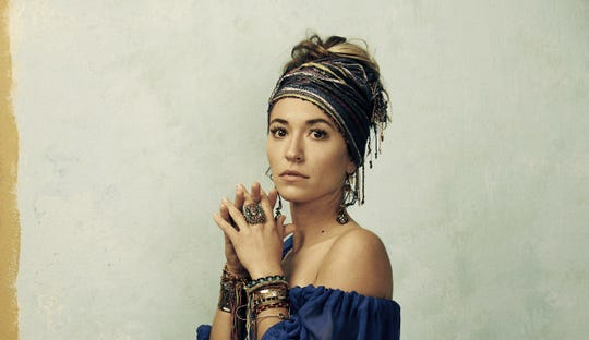 Christian music star Lauren Daigle of Lafayette is nominated in two Grammy Award categories this year.