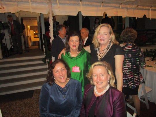 Nicole Bouligny, Sarah McNamara, Mimi Francez and Maura Nelson