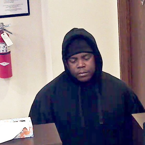 Police seeking suspect after Lake Trust Credit Union in Brighton robbed