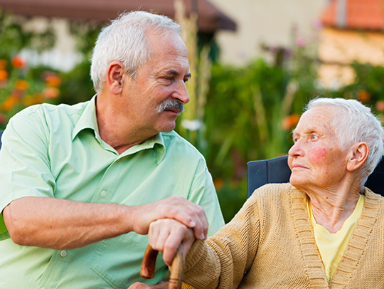 Engaging in life, not merely being busy, can help your loved one maintain a sense of connection to you and to their new community.