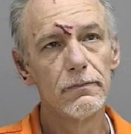 Manitowoc man found in women's apartment arrested again, this time for breaking glass door