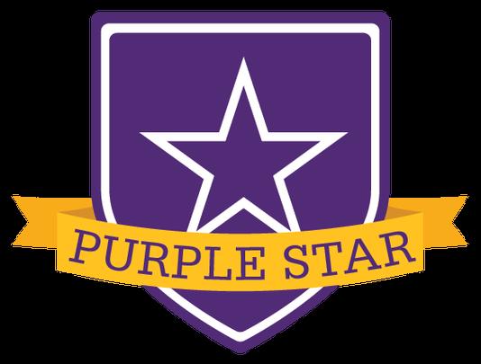Purplestar Png