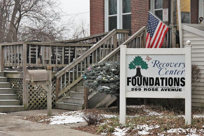 The Foundations Recovery Center shutdown on Friday after offering in-house addiction services for more than 30 years.