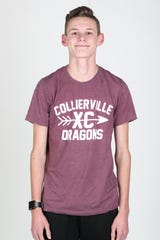 Jacob Pringle, senior cross country Collierville High School