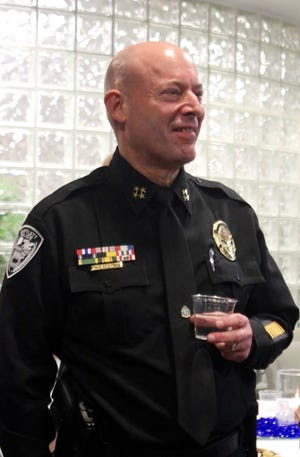 Glen Williamson has been appointed chief of the Bartlett Police Department