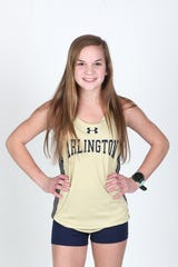 Ann-Marie Braese, freshman cross country Arlington High School
