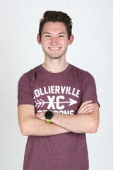 Garrett Meier, senior cross country Collierville High School
