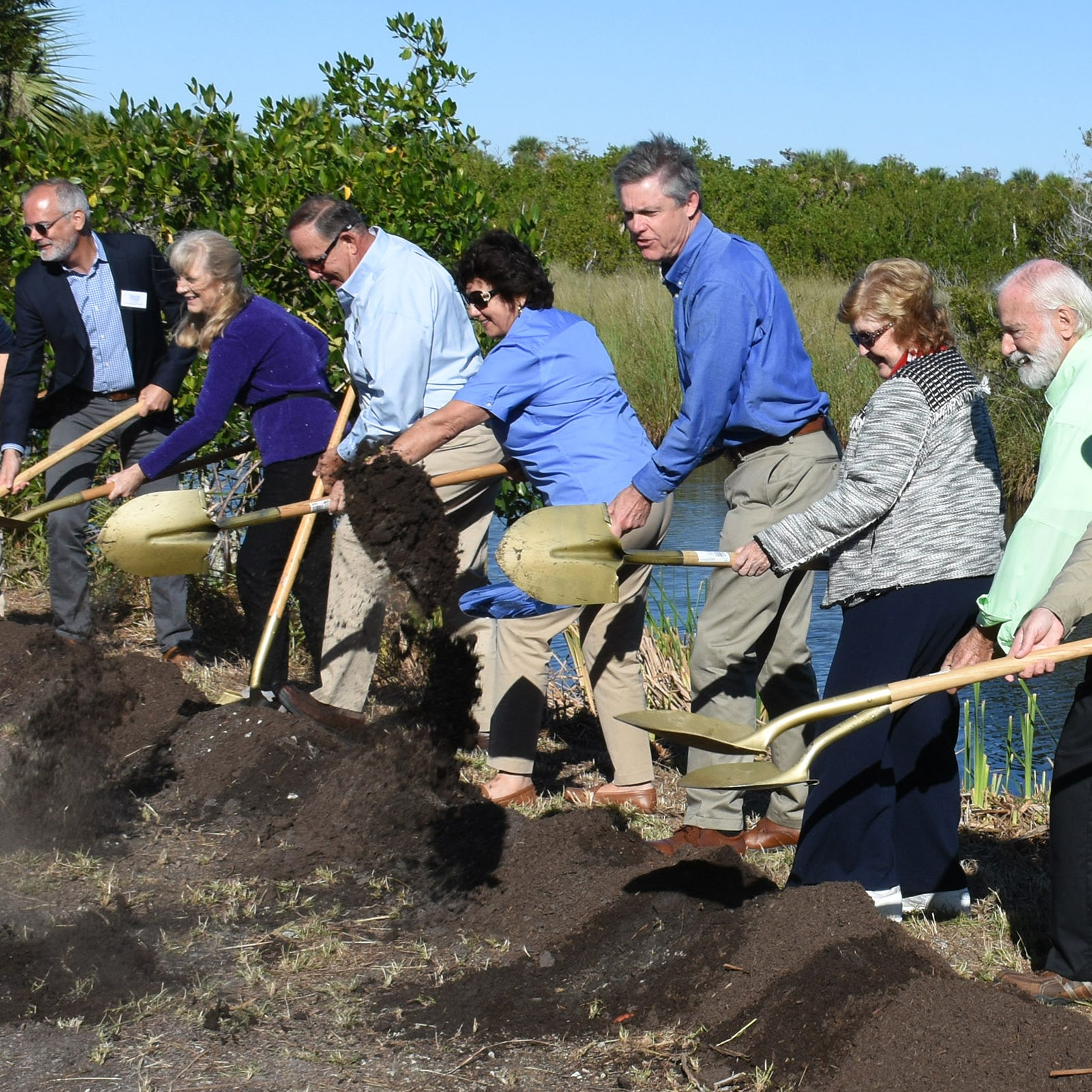 Fakahatchee Strand Preserve State Park breaks ground on $1.5 million upgrade