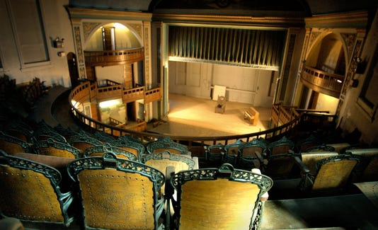 Ward Memorial Theater