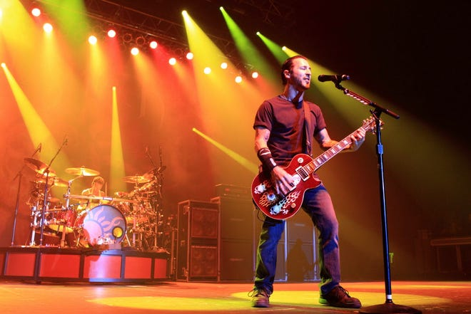 Alternative metal band Godsmack comes to Fiserv Forum April 20 with opening act Volbeat.