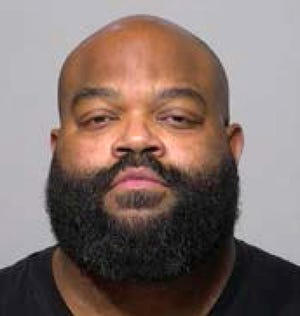 Milwaukee County Jail correctional officer, Rashed Farrakhan.