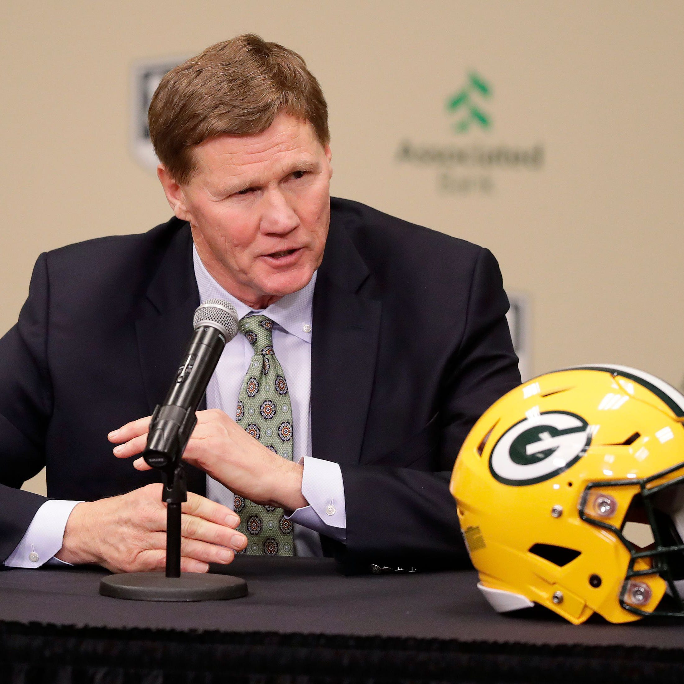 Nickel: Mark Murphy is the Packers' architect in everything from Titletown to the next coach