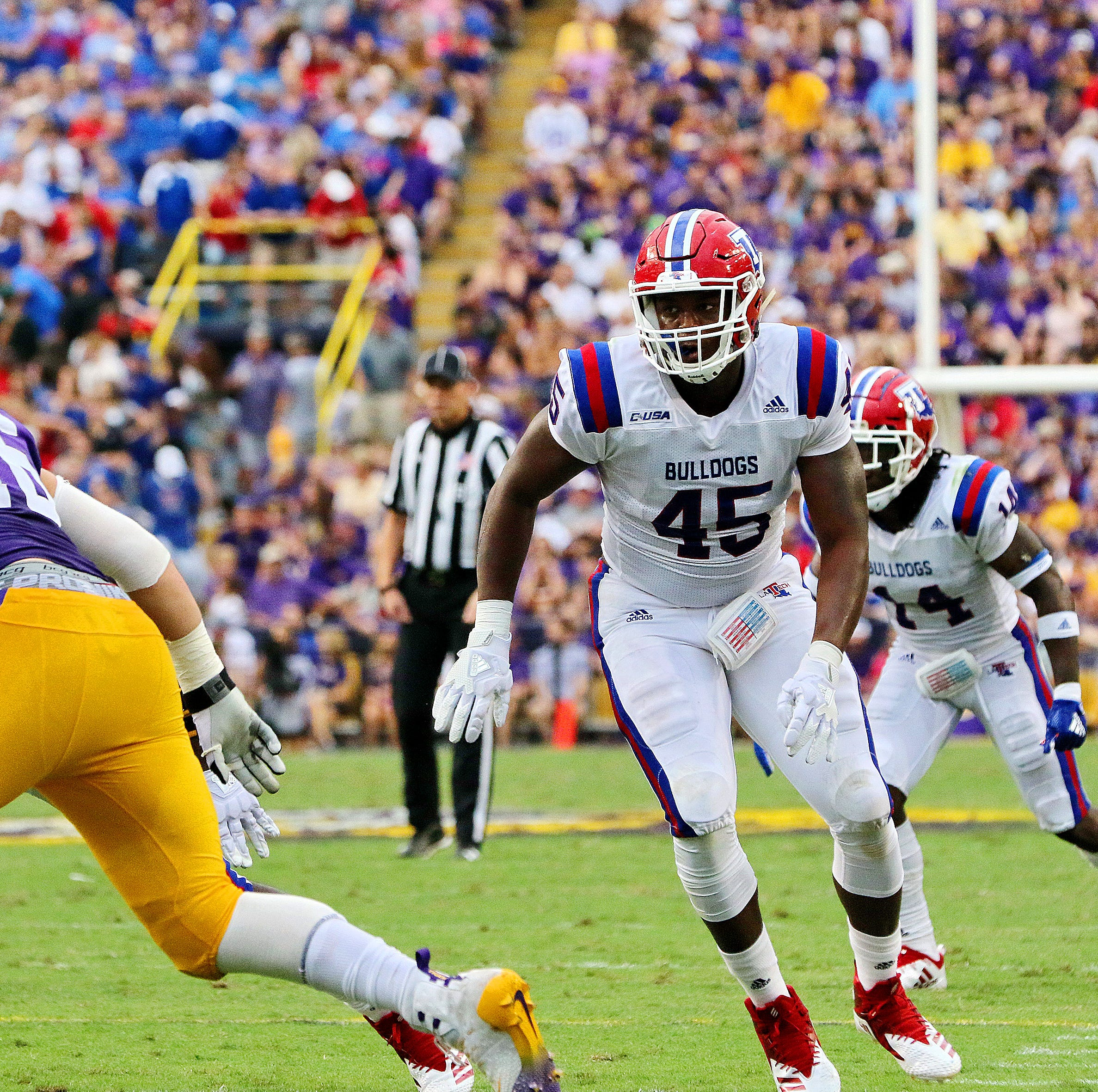 Louisiana Tech's Jaylon Ferguson earns third-team AP All-American selection
