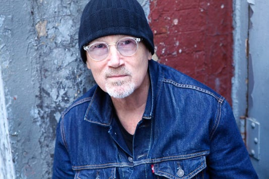 Marshall Crenshaw Closeup