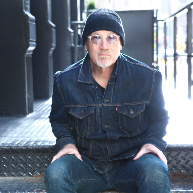 Pop-rock artist Marshall Crenshaw coming to Blairstown Friday