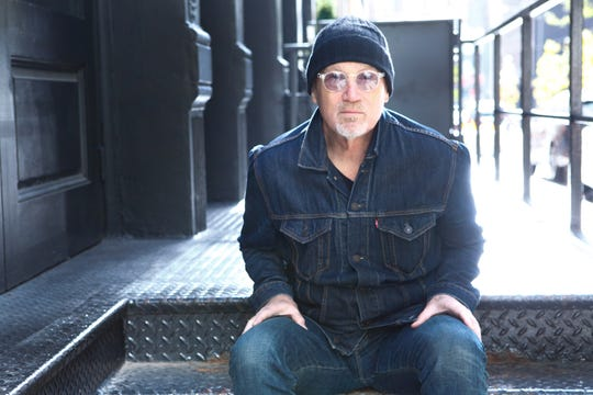 """Marshall Crenshaw will play a solo concert of his own pop-rock songs (""""Someday, Someway,"""" """"Whenever You're on My Mind"""") at Roy's Hall in Blairstown on Friday, December 14.  Over the past year, Crenshaw has performed as guest vocalists of the New Jersey-based band the Smithereens, following the death of the group's lead singer, Pat DiNizio."""
