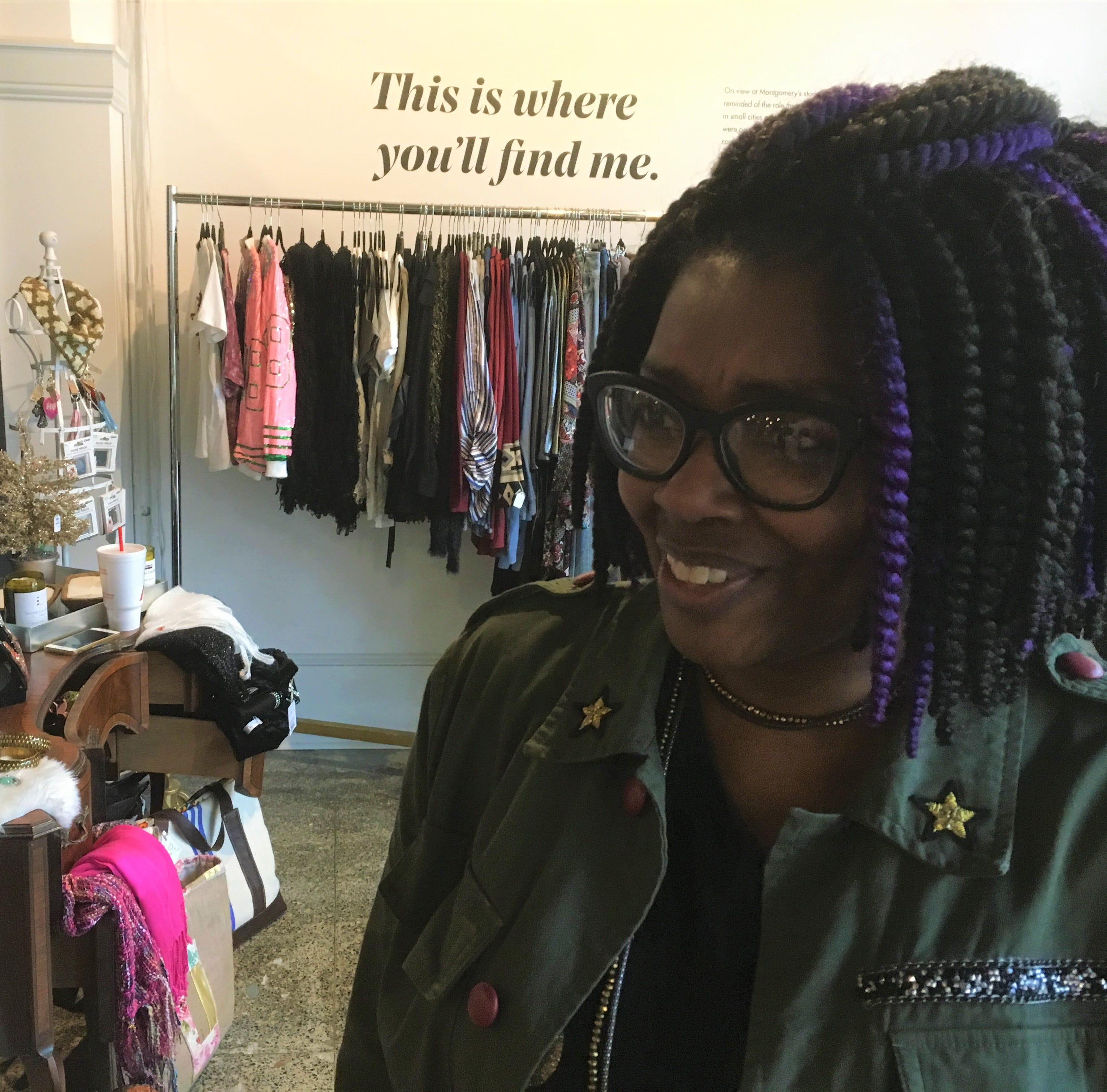 Clothing shop opens inside Kress building in downtown Montgomery