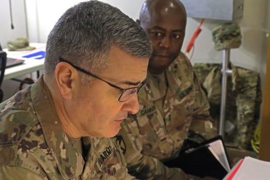 Leaing The Leader Commander S Mentorship