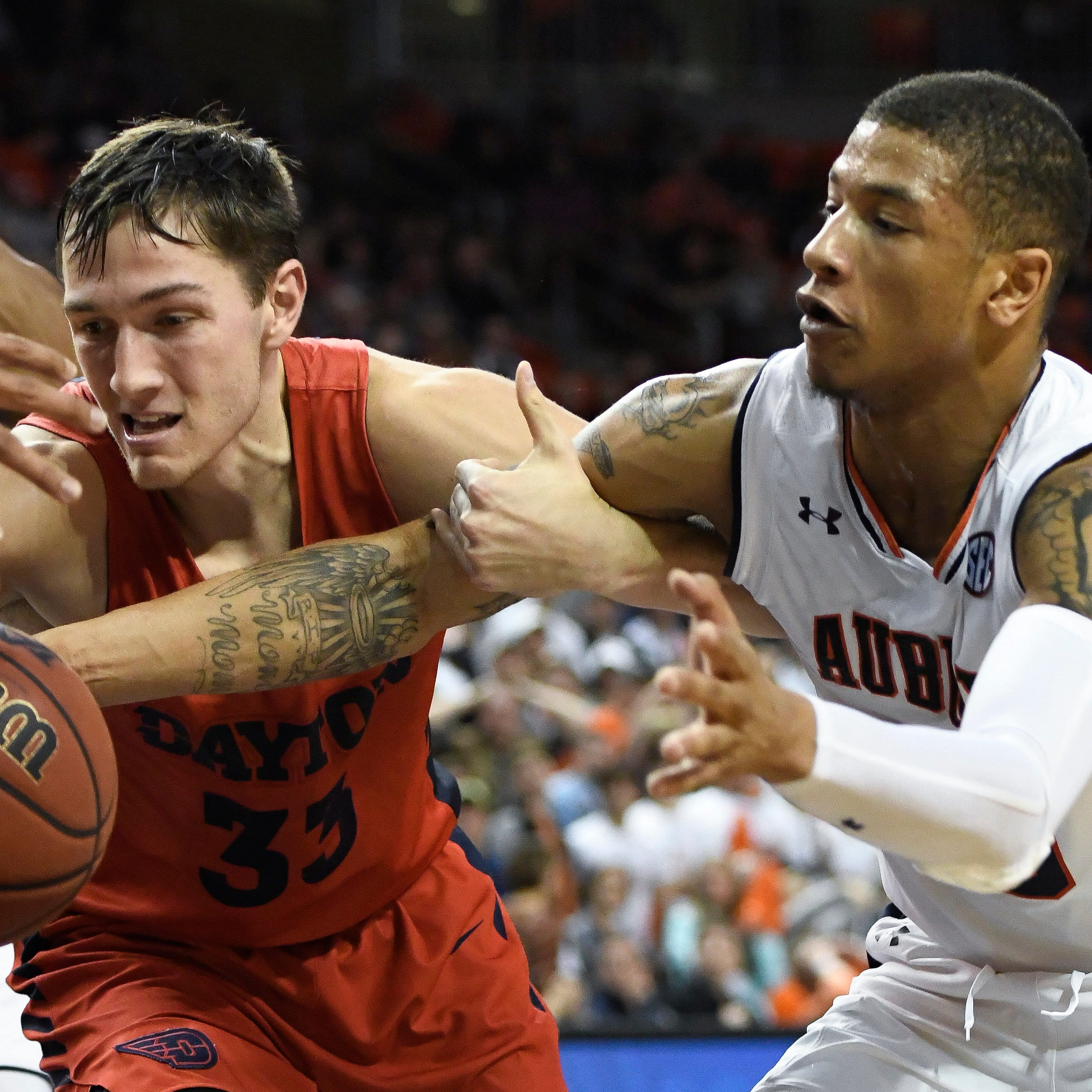 Where I ranked Auburn men's basketball in the AP Top 25 Poll after a two-win week