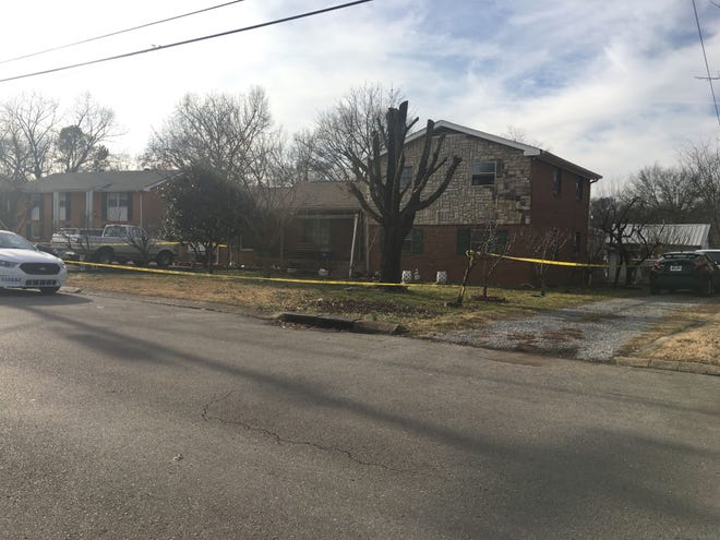 Metro Nashville Police responded to a fatal shooting in the 400 block of Cedar Cliff Road in Antioch on Monday, Dec. 10, 2018.