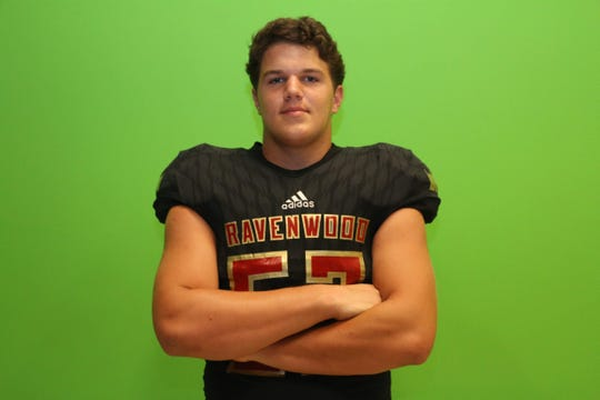 Ravenwood's Graham Barton is the state's 39th-ranked prospect for 2020.