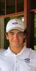 Jack Irons, Naples High School boys golf