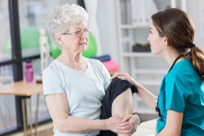 People should be tested for bone health in general, but especially if they have a family member with osteoporosis or osteomalacia.